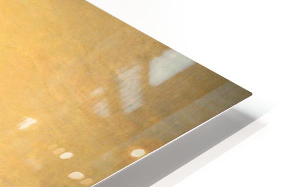 Aankomst van de Vis HD Sublimation Metal print