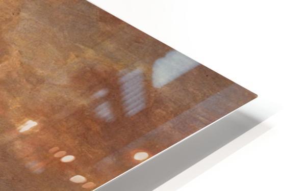 Coucher de Soleil HD Sublimation Metal print