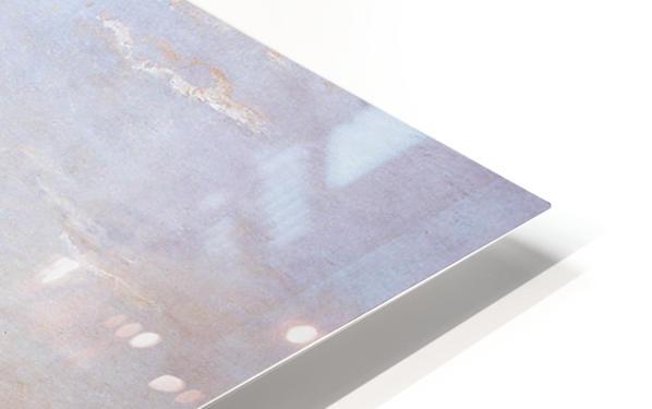 Summer Evening Scheveningen Sun HD Sublimation Metal print
