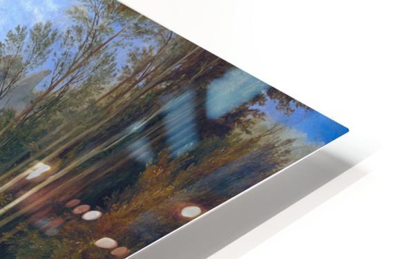 Schlucht bei Amalfi, 1831 HD Sublimation Metal print