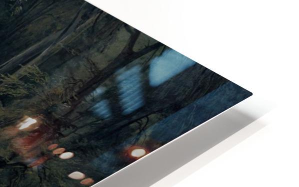 Alchetron HD Sublimation Metal print