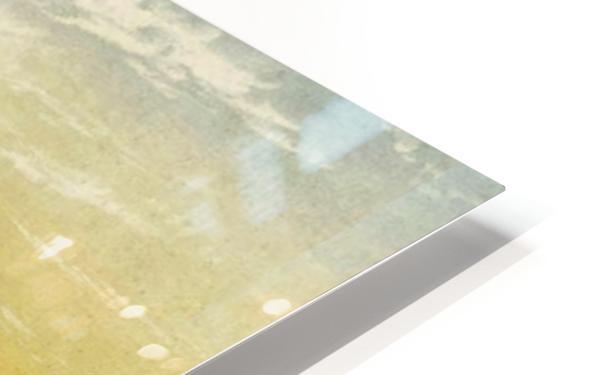 The Rock Impression de sublimation métal HD