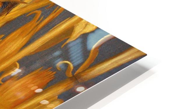 Harris Sparrow HD Sublimation Metal print