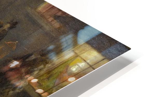 Fatigued Minstrels 1883 HD Sublimation Metal print