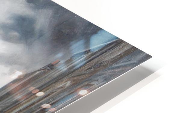 After rain - Chelsea HD Sublimation Metal print