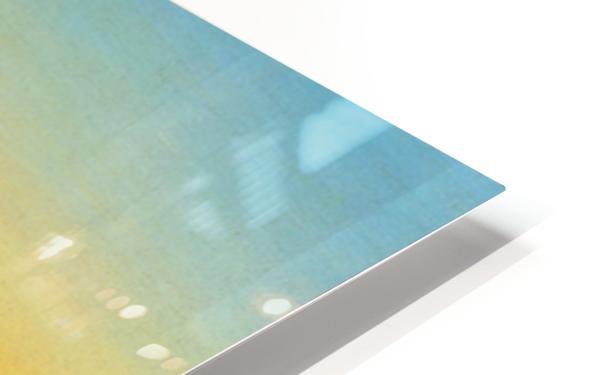 Caravanne au Couche-Sol HD Sublimation Metal print