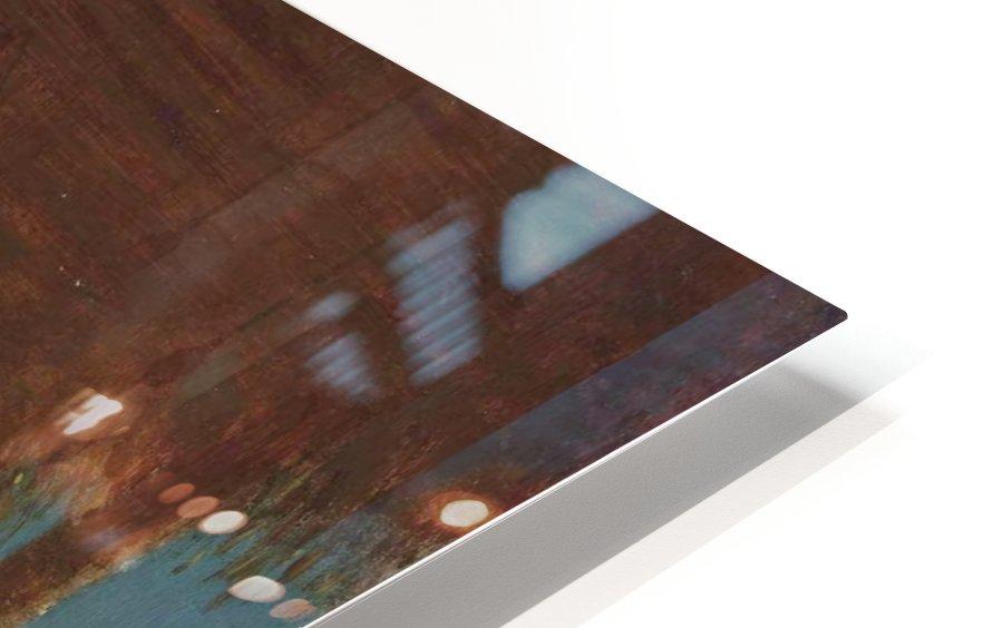 Fumeurs de narguile HD Sublimation Metal print