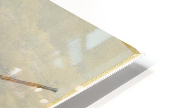 Greek Warrior Impression de sublimation métal HD