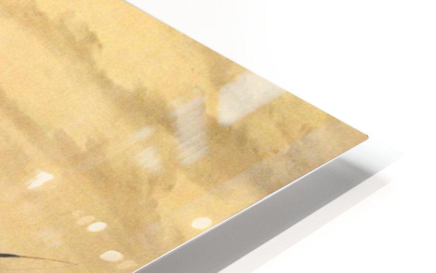 Gebel El Silsilis 1838 HD Sublimation Metal print