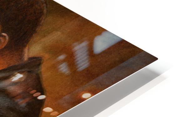 blind HD Sublimation Metal print