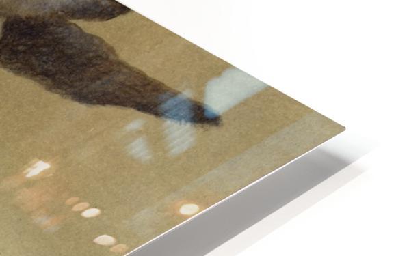 blinkers Impression de sublimation métal HD