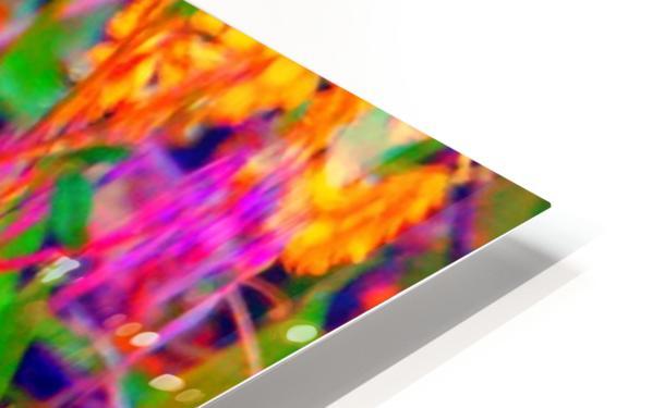 weedart HD Sublimation Metal print