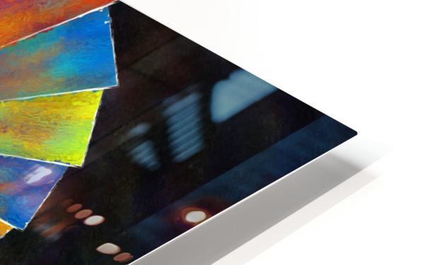 Volsopolis - forgotten future HD Sublimation Metal print