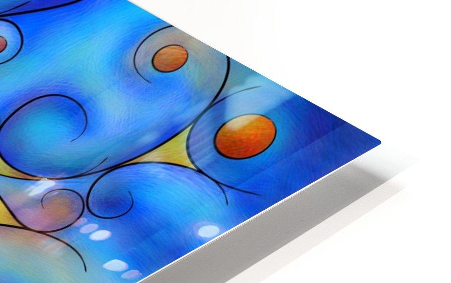 Supliussa - Milky way HD Sublimation Metal print