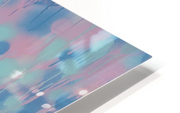 COTTON CANDY HD Sublimation Metal print