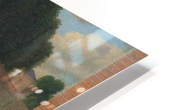 En Storm, Blaesevejr HD Sublimation Metal print