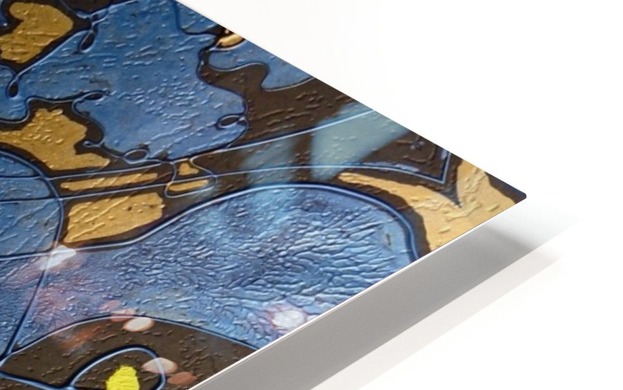 Art24k limited edition HD Sublimation Metal print