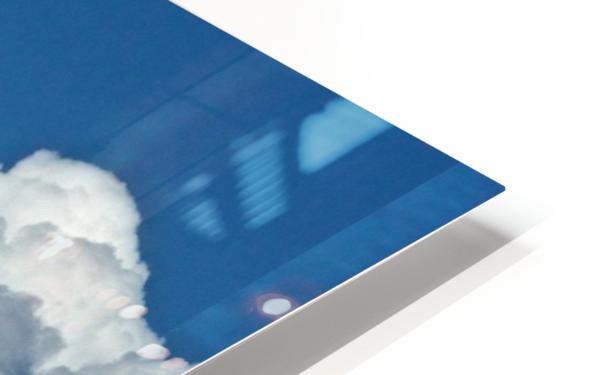 Clouded Peak-Mt Hood HD Sublimation Metal print