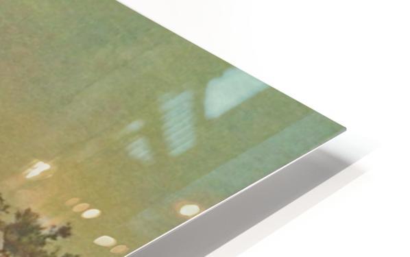 Visiting the fair HD Sublimation Metal print