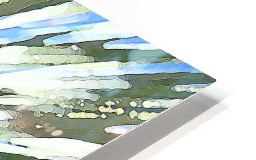 fandango HD Sublimation Metal print