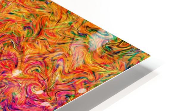 Fluid Colors G249 HD Sublimation Metal print