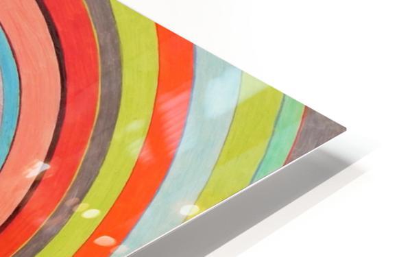 Antinoo Farnese HD Sublimation Metal print
