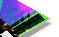 Shapes HD Metal print