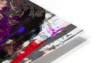 Newton HD Metal print