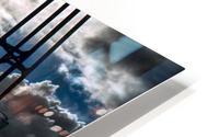 London Dramatic Sky - UK HD Metal print