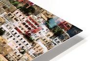 Positano Beach Landscape - Italy HD Metal print
