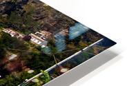 Amalfi Coast Landscape - Italy HD Metal print