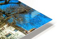 River and Boats - London  HD Metal print