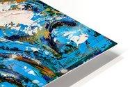 Flow Of Dreams-2 - 18 inch x 18  HD Metal print