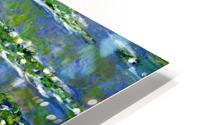 Water Lilies HD Metal print