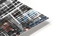 Construction HD Metal print