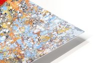 Poppy HD Metal print