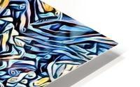sertentain  HD Metal print