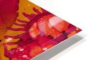 Micro HD Metal print
