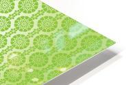 Islamic Green Art HD Metal print