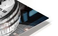 Whisky Barrels HD Metal print