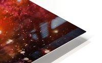 Fish galaxy HD Metal print