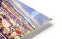 Factory by Van Gogh HD Metal print