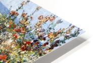 Flower Garden, Isles of Shoals HD Metal print
