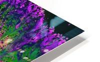 Bubbles Reimagined 55 HD Metal print