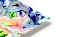 Foopie HD Metal print