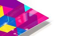 Pattern LXXX HD Metal print