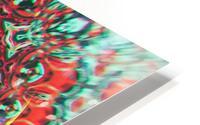 Abstract Mandala I HD Metal print