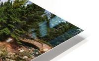 Sturgeon Chutes IX HD Metal print