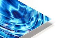 WATER CIRCLES HD Metal print