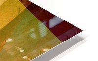 Intersections HD Metal print